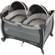 Graco Patut Gemeni Twins Bass Vance