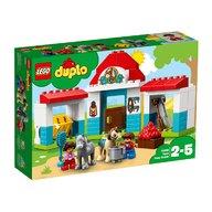 LEGO - Grajdul poneilor