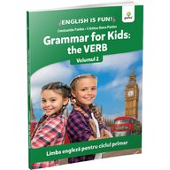 Editura Gama - Grammar for kids: the Verb. English is fun