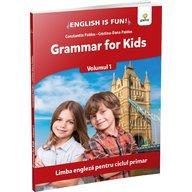 Editura Gama - Grammar for kids. English is fun