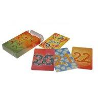 GRIMM'S Spiel und Holz Design - Carduri pentru invatat numerele, varianta 2