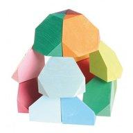 GRIMM'S Spiel und Holz Design Cub decorativ pentru birou, Hexagon