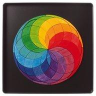GRIMM'S Spiel und Holz Design - Spirala culorilor - puzzle magnetic
