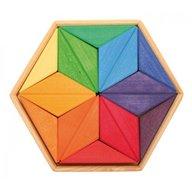 GRIMM'S Spiel und Holz Design - Steluta culorilor complementare