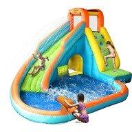 Happy Hop Saltea gonflabila Piscina si tun cu apa