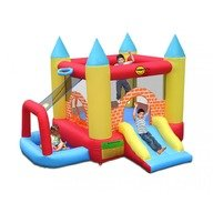 Happy Hop Saltea gonflabila Play center 4 in 1