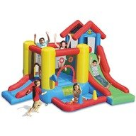 Happy Hop Saltea gonflabila Play center 7 in 1 300x360x235