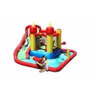 Happy Hop Saltea gonflabila Splash funland 410x385x220