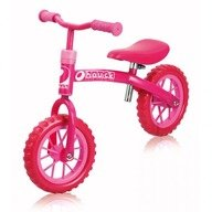 Hauck Bicicleta fara Pedale Bubble Pink