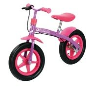 Hauck Bicicleta fara pedale E-Z Rider 12 Wings Purple