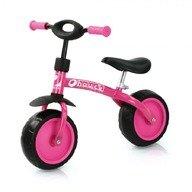 Hauck Bicicleta Fara Pedale Super Rider 10 - Pink
