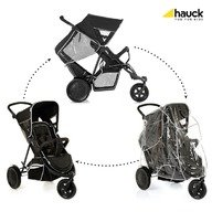 Hauck Carucior Dublu Freerider SH12 Black