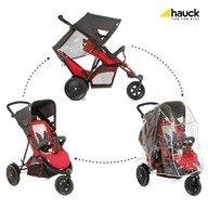 Hauck Carucior Dublu Freerider SH12 Red