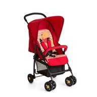 Hauck Carucior Sport Pooh Spring Brights Red