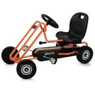 Hauck Toys Go Kart Lightning - Orange