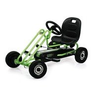 Hauck Go Kart Lightning Race Green