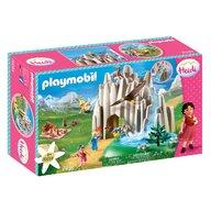 Playmobil - Heidi si lacul de cristal