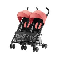 Britax Romer - Carucior Holiday Double, Coral Peach