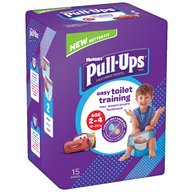 Huggies - Chilotel tranzitie Pull-Ups Conv Tric, 2- 4 ani, Boy,15 buc, 18-23 kg