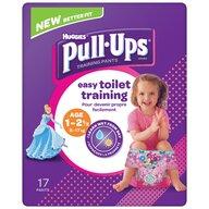 Huggies - Pull-Ups, Girl, 8-17 kg, 17 buc