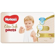 Huggies - Elite Soft Pants XL(5) Giga 50 buc, 12-17 kg