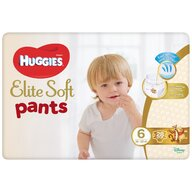 Huggies - Elite Soft Pants XXL(6) Mega 28 buc, 15-25 kg
