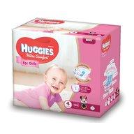 Huggies UC Box (nr 4) Girl 126 buc, 8-14 kg