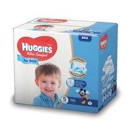 Huggies UC Box (nr 5) Boy 105 buc, 12-22 kg