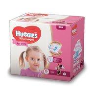 Huggies UC Box (nr 5) Girl 105 buc, 12-22 kg