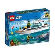 Lego - Iaht pentru scufundari