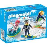 Playmobil - Iarna pe partie