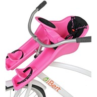 iBert Scaun de bicicleta Safe-T-Seat Roz iBert IBPK