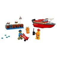Lego - Incendiul de la docuri