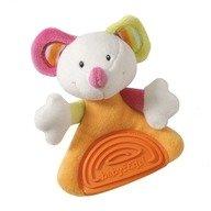 Brevi Soft Toys - Inel dentitie Ursulet