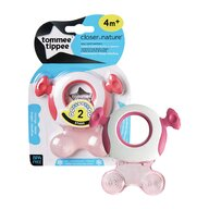 Tommee Tippee - Inel gingival, Etapa 2, Roz