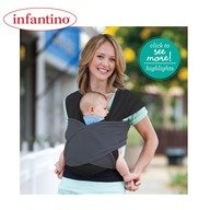 Infantino Baby Wrap Confort Sync Grey