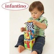 Infantino Cuburi cu 10 activitati