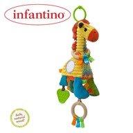 Infantino Jucarie Girafa Gaga Busy Buddy