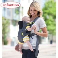 Infantino Marsupiu 2 pozitii Breathe