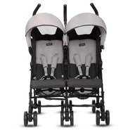 Inglesina - Carucior Twin swift Gri