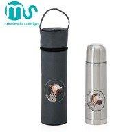 Innovaciones Ms Termos lichide 500ml cu gentuta Silver