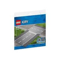 Lego - Intersectie dreapta si in T