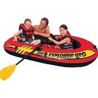 Intex Set barca Explorer Pro 200