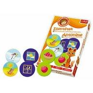 Trefl - Joc educativ Invata antonimele micului explorator, Multicolor