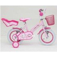 Bicicleta copii Hello Kitty Romantic 12 Ironway