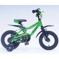 Bicicleta copii Kawasaki KBX green 12 Ironway