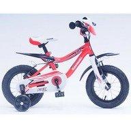 Bicicleta copii Kawasaki KBX rosu 12 Ironway