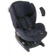 BeSafe - iZi Combi X4 Isofix Midnight Black Sip inclus