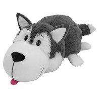 Jay At Play - Mascota FlipaZoo 32 cm Catel Husky si Urs polar