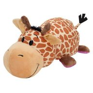 Jay At Play - Mascota FlipaZoo 32 cm Girafa si Hipopotam